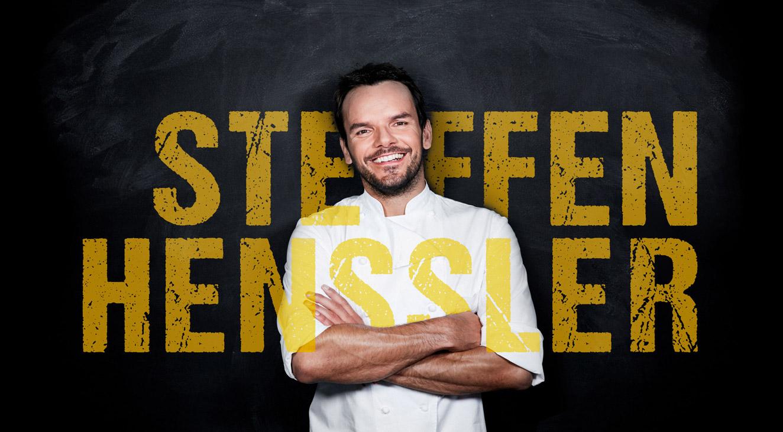 Portrait Steffen Henssler